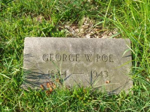 George WE Poe (F Nash Collection)