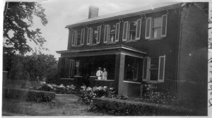 Standish Peppard Home date unknown (Anna L and John F Nash Collection)