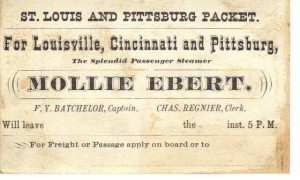 Str Mollie Ebert Boarding Pass (F Nash Collection)