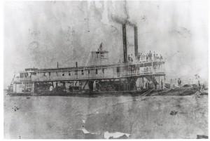 Str Big Foot 1870 (Photo courtesy of Murphy Library, University of Wisconsin - La Crosse)