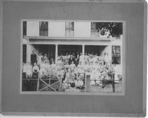 Ebert Home TD Todd Photographer ca 1900 (Anna L and John F Nash Collection)