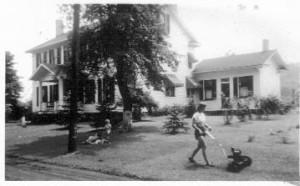 Ebert Home ca 1950