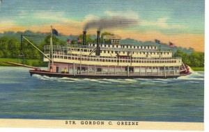 Gordon C Greene Postcard