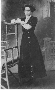 Lillian May Poe 1912