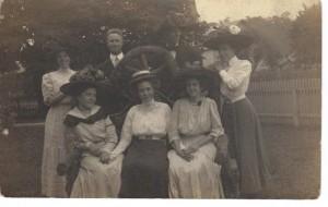 Lillian May Poe ca 1910
