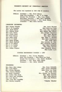 Georgetown United Methodist Church 100th Anniversary History p4