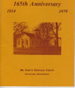 St Lukes History cover