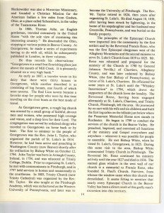 St Luke's Episcopal Church 165th Anniversary History pg 14 (Anna L and John F Nash Collection)