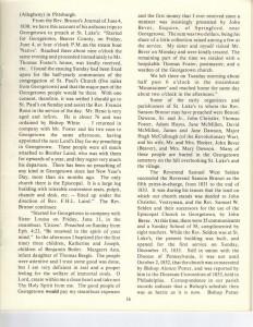 St Luke's Episcopal Church 165th Anniversary History pg 16 (Anna L and John F Nash Collection)