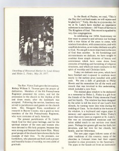 St Luke's Episcopal Church 165th Anniversary History pg 33 (Anna L and John F Nash Collection)