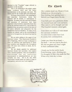 St Luke's Episcopal Church 165th Anniversary History pg 34 (Anna L and John F Nash Collection)