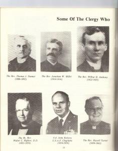 St Luke's Episcopal Church 165th Anniversary History pg 35 (Anna L and John F Nash Collection)