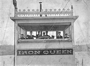 Str Iron Queen (From the Collection of the UW La Crosse Murphy Library)