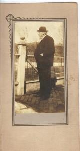 Capt Andrew Hague Parr (Anna L and John Nash Collection)