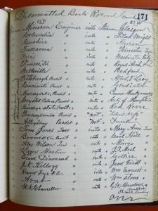 BM Laughlin Book P171 (Frances and John Finley Collection)