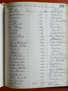 BM Laughlin Book P179 (Frances and John Finley Collection)