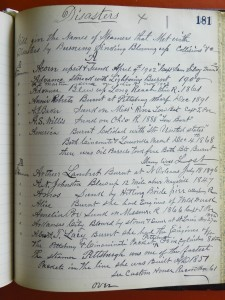 BM Laughlin Book P181 (Frances and John Finley Collection)