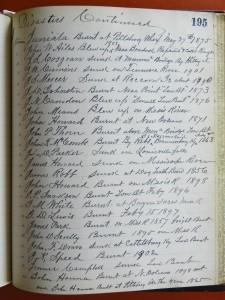 BM Laughlin Book P195 (Frances and John Finley Collection)