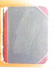 BM Laughlin Book Cover (Frances and John Finley Collection)