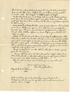 Ellis B Hawkins Ltr pg2 (Anna L and John F Nash Collection)