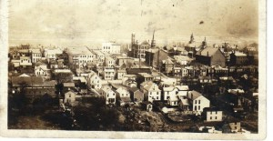 Wellsville, OH 1915 (Anna L and John F Nash Collection)