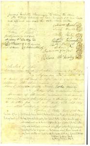 Deed Poe Wood 1850 pg4 (Frances and John Finley Collection)