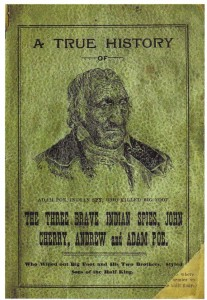 Capt Adam Poe Book cover (University of Pittsburgh Libraries)