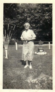 Parthenia Calhoon(Anna L ania Calhoon (Anna L and John F Nash Collection)