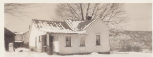 Georgetown Blockhouse c1949 (Anna L and John F Nash Collection)