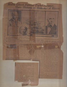 Newsclip 1 Sep 1925 (Anna L and John F Nnash Collection)